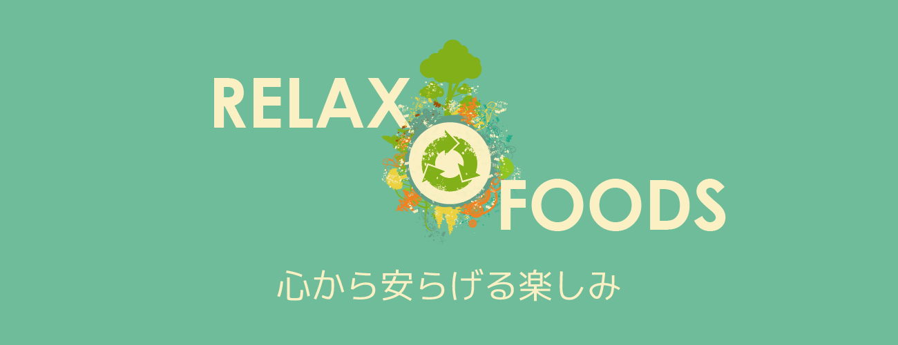 RELAX FOODS LOGO
